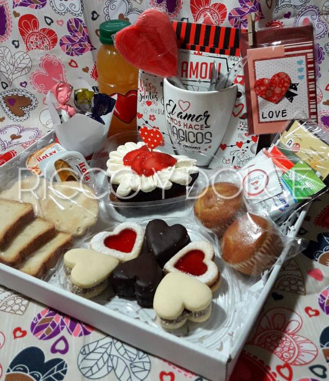Desayuno San Valentin 2019